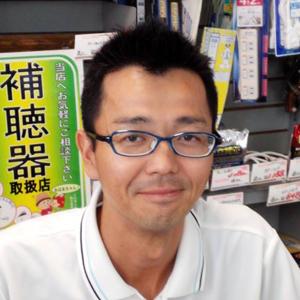 2代目店長の坂本明弘です